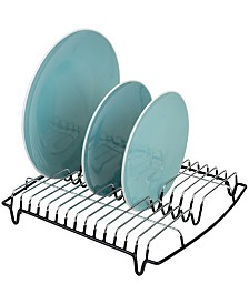 HDS Trading Contemporary In-Sink and Countertop Dish Drying Rack