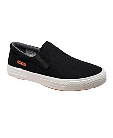 Women's Real Wool Casual Slip On
