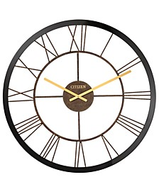 Gallery Wooden Wall Clock