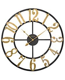Gallery Metal Wall Clock