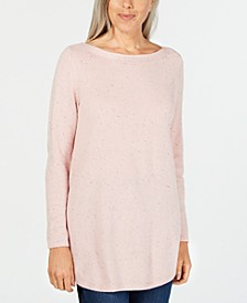 Textured Tunic Sweater, Created for Macy's