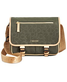 Calvin Klein Tandy Logo Messenger Bag