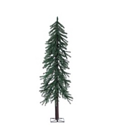 Sterling 5Ft. Unlit Alpine Tree with 475 tips