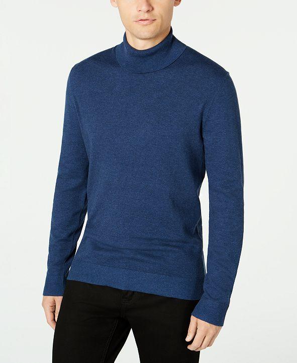 Alfani Men's Turtleneck Sweater, Created for Macy's