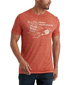 Men's Tequila Mockingbird Graphic T-Shirt