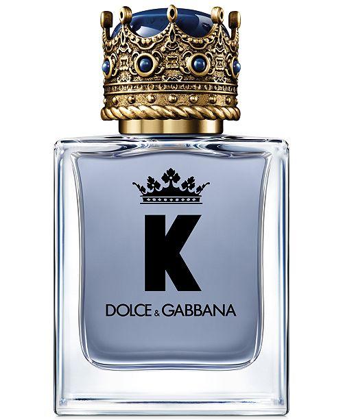 Dolce & Gabbana DOLCE&GABBANA K by Dolce&Gabbana Eau de Toilette, 1.6-oz.