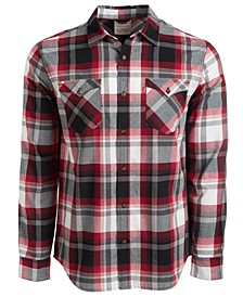 Men's Zuni Regular-Fit Plaid Shirt