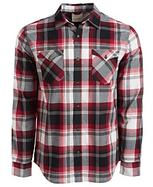 Levi's® Men's Zuni Regular-Fit Plaid Shirt
