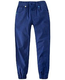 Levi's® Little Boys Crayola Collection Twill Jogger Pants