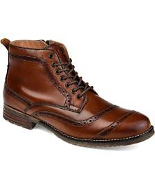 Thomas & Vine Men's Hardy Brogue Ankle Boots