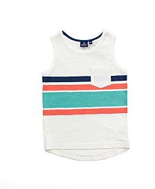 Bear Camp Big Boys Striped Tank