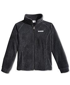 Columbia Big Girls Benton Springs Fleece Jacket