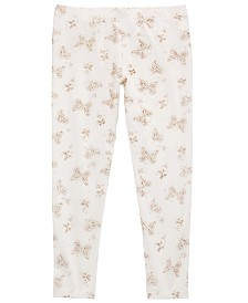 Epic Threads Little Girls Butterfly-Print Leggings, Created for Macy's