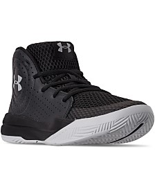 Under Armour Boys Jet 2019 Basketball Sneakers from Finish Line