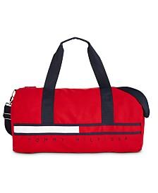 Tommy Hilfiger Men's Gino Duffel Bag