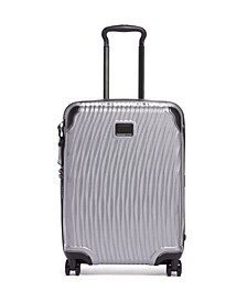 Latitude Continental Carry-On Spinner Suitcase
