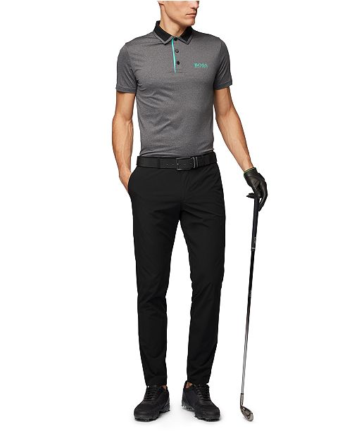 wo kann ich kaufen 2019 am besten verkaufen ziemlich billig BOSS Men's Paule Pro 1 Slim-Fit Golf Polo Shirt