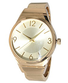 Women's Classic Cuff Bracelet Watch 38mm