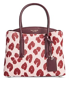 Kate Spade New York Margaux Calf Hair Satchel
