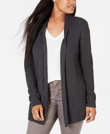 Cotton Textured Cardigan, Created for Macy's