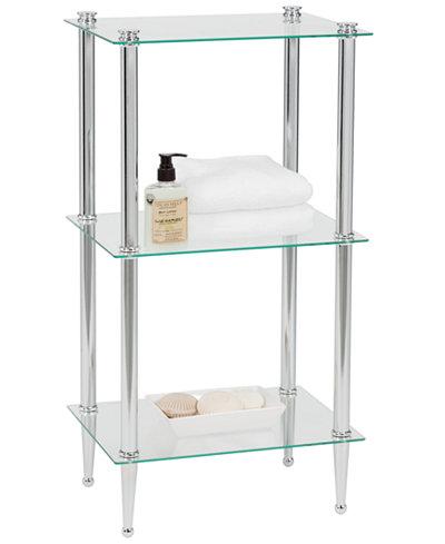Creative Bath Accessories, 3 Shelf Tower