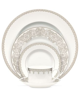Waterford Lismore Lace Platinum Collection