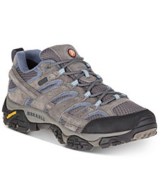 Women's Moab 2 Waterproof Sneakers