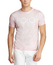 Polo Ralph Lauren Men's Custom Slim Fit Graphic T-Shirt