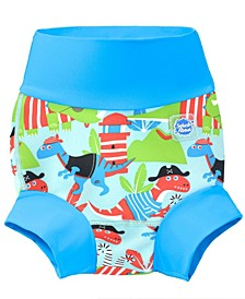 Baby and Toddler Boys and Girls Happy Nappy Swim Diaper
