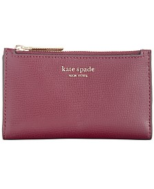 kate spade new york Sylvia Small Leather Bifold Wallet
