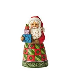 Jim Shore Pint Size Santa w/ Gifts