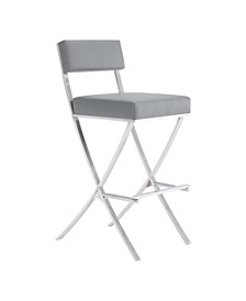 "Bethany 30"" Bar Stool, Quick Ship"