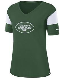 Nike Women's New York Jets Tri-Fan T-Shirt