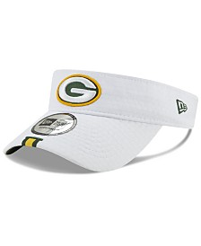 New Era Green Bay Packers Training Visor