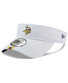 New Era Minnesota Vikings Training Visor