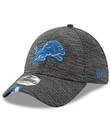 New Era Detroit Lions Training Graph 39THIRTY Cap