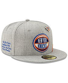 New York Knicks 2019 On-Court Collection 59FIFTY Fitted Cap