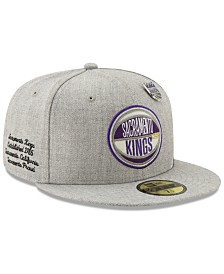 New Era Sacramento Kings 2019 On-Court Collection 59FIFTY Fitted Cap