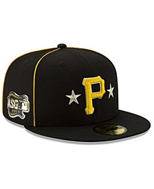 Little Boys Pittsburgh Pirates 2019 All Star Game Patch 59FIFTY Fitted Cap