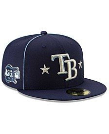 Little Boys Tampa Bay Rays 2019 All Star Game Patch 59FIFTY Fitted Cap