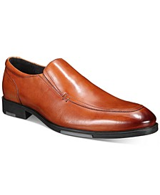 Wayde Water Resistant Moc-Toe Slip-On Loafers, Created for Macy's