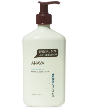 Mineral Double Size Body Lotion