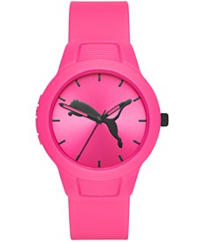 Puma Women's Reset Polyurethane Strap Watch 36mm