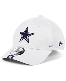 New Era Little Boys Dallas Cowboys 2019 Training 39THIRTY Stretch Fitted Cap