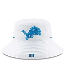 New Era Little Boys Detroit Lions 2019 Training Bucket Hat