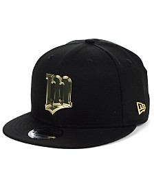 New Era Minnesota Twins Coop O'Gold 9FIFTY Cap