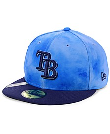 Tampa Bay Rays Father's Day 59FIFTY Cap