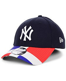 New Era New York Yankees Flag 39THIRTY Cap