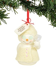 Snowpinions Relax, Refresh, Refill Ornament