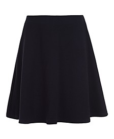 Big Girls Basketweave Scooter Skirt